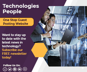 Subscribe our Newsletter Banner - Technologies People