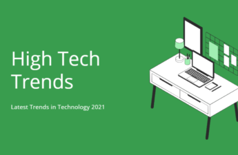 High-End Tech Updates In 2021